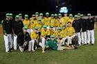 Pensacola Catholic Crusaders Boys Varsity Baseball Spring 18-19 team photo.
