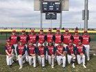Wilson Rams Boys Varsity Baseball Spring 18-19 team photo.