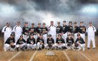 Prairie View Thunderhawks Boys Varsity Baseball Spring 18-19 team photo.
