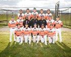 Zillah Leopards Boys Varsity Baseball Spring 18-19 team photo.
