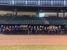DeWitt Dragons Boys Varsity Baseball Spring 18-19 team photo.