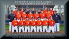 Cosumnes Oaks Wolfpack Boys Varsity Baseball Spring 18-19 team photo.