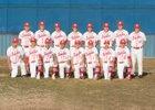 Sandia Matadors Boys Varsity Baseball Spring 18-19 team photo.