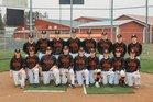 Napavine Tigers Boys Varsity Baseball Spring 18-19 team photo.