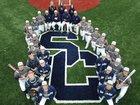 Shiloh Christian Saints Boys Varsity Baseball Spring 18-19 team photo.
