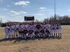 Gravette Lions Boys Varsity Baseball Spring 18-19 team photo.