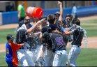 Academy for Academic Excellence Knights Boys Varsity Baseball Spring 18-19 team photo.
