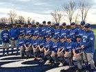 Whitesboro Warriors Boys Varsity Baseball Spring 18-19 team photo.