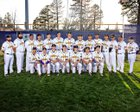 Blue Ridge Yellow Jackets Boys Varsity Baseball Spring 18-19 team photo.