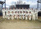 La Cueva Bears Boys Varsity Baseball Spring 18-19 team photo.