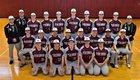 Mendon Vikings Boys Varsity Baseball Spring 18-19 team photo.