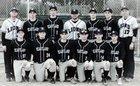 Heartland Christian Lions  Boys Varsity Baseball Spring 18-19 team photo.