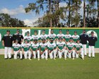 Suwannee Bulldogs Boys Varsity Baseball Spring 18-19 team photo.