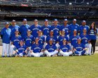 Mira Mesa Marauders Boys Varsity Baseball Spring 18-19 team photo.