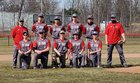 St. Paul Flyers Boys Varsity Baseball Spring 18-19 team photo.