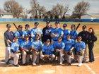 Platte Valley Broncos Boys Varsity Baseball Spring 18-19 team photo.