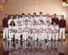 Okemos Chieftains Boys Varsity Baseball Spring 18-19 team photo.