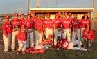 Estancia Bears Boys Varsity Baseball Spring 18-19 team photo.