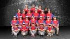 Union City Indians Boys Varsity Baseball Spring 18-19 team photo.