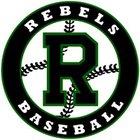 Ridgewood Rebels Boys Varsity Baseball Spring 18-19 team photo.
