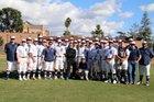 Loyola Cubs Boys Varsity Baseball Spring 18-19 team photo.