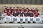 Benton Panthers Boys Varsity Baseball Spring 18-19 team photo.