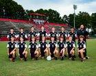 South Point Red Raiders Boys JV Soccer Fall 19-20 team photo.
