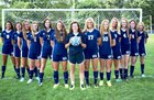 Greenwood Christian Academy Cougars Girls Varsity Soccer Fall 18-19 team photo.