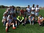 West Mesa Mustangs Girls Varsity Soccer Fall 18-19 team photo.