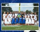 Lakeview Bulldogs Girls Varsity Soccer Fall 18-19 team photo.