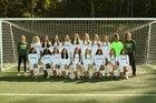 Kentridge Chargers Girls Varsity Soccer Fall 18-19 team photo.