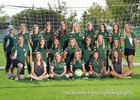 Hope Christian Huskies Girls Varsity Soccer Fall 18-19 team photo.