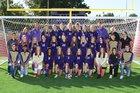 Puyallup Vikings Girls Varsity Soccer Fall 18-19 team photo.