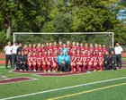 Montesano Bulldogs Girls Varsity Soccer Fall 18-19 team photo.
