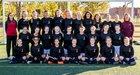 Ithaca Little Red Girls Varsity Soccer Fall 18-19 team photo.