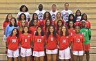 Pike Red Devils Girls Varsity Soccer Fall 18-19 team photo.