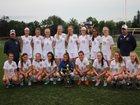 Notre Dame Crusaders Girls Varsity Soccer Fall 18-19 team photo.