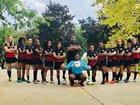 Life Center Academy  Girls Varsity Soccer Fall 18-19 team photo.