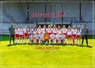 Hoquiam Grizzlies Girls Varsity Soccer Fall 18-19 team photo.