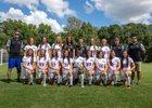 Bartlett Panthers Girls Varsity Soccer Fall 18-19 team photo.