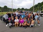 Wilcox RVT Indians Girls Varsity Soccer Fall 18-19 team photo.