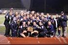 Chenango Forks Blue Devils Girls Varsity Soccer Fall 18-19 team photo.