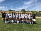 Farmington Scorpions Girls Varsity Soccer Fall 18-19 team photo.