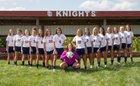 South Dearborn Knights Girls Varsity Soccer Fall 18-19 team photo.