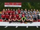 Tenino Beavers Girls Varsity Soccer Fall 18-19 team photo.