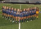 Gonzaga Prep Bullpups Girls Varsity Soccer Fall 18-19 team photo.