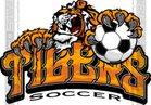 Mountain Home Tigers Girls Varsity Soccer Fall 18-19 team photo.
