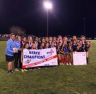 Sandia Matadors Girls Varsity Soccer Fall 18-19 team photo.