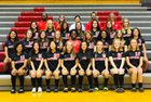 North Central Panthers Girls Varsity Soccer Fall 18-19 team photo.