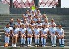 La Cueva Bears Girls Varsity Soccer Fall 18-19 team photo.